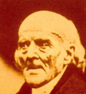 Dr. C.F.Samuel Hahnemann, the founder of Homeopathy